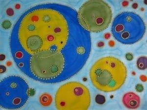 Origin of Life Metaphors I by Odra Noel