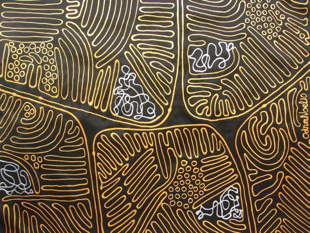 Mitochondrial Membranes II by Odra Noel