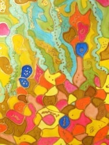 In the beginning by Odra Noel