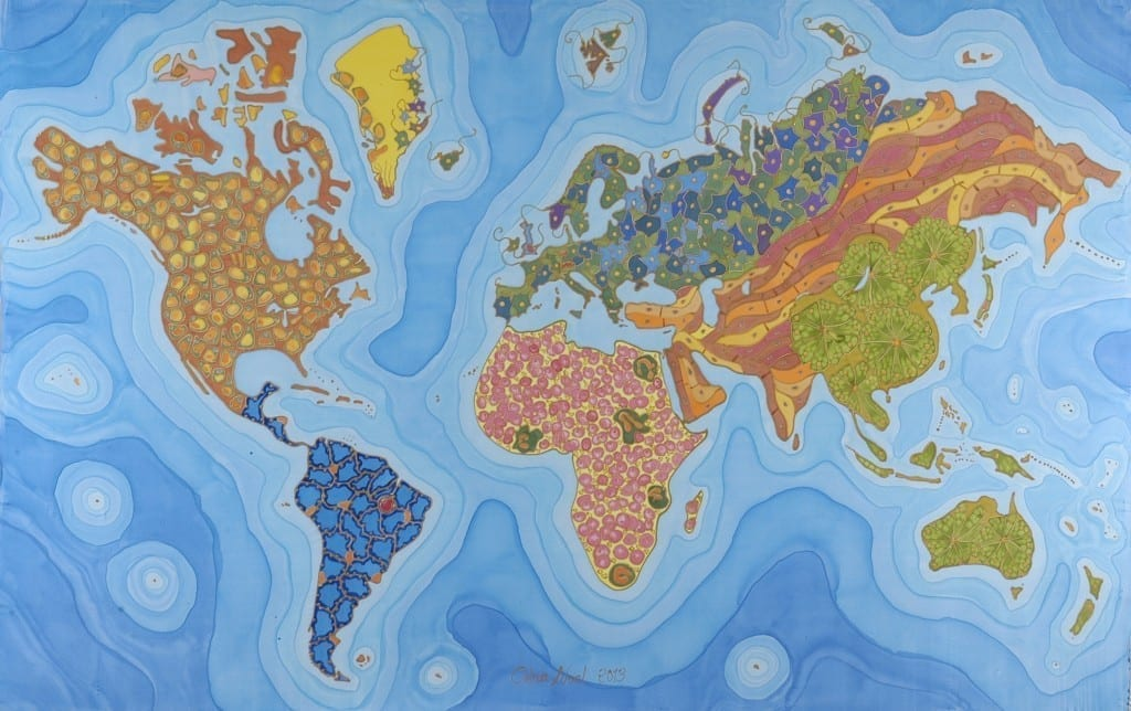 map-world-deseases